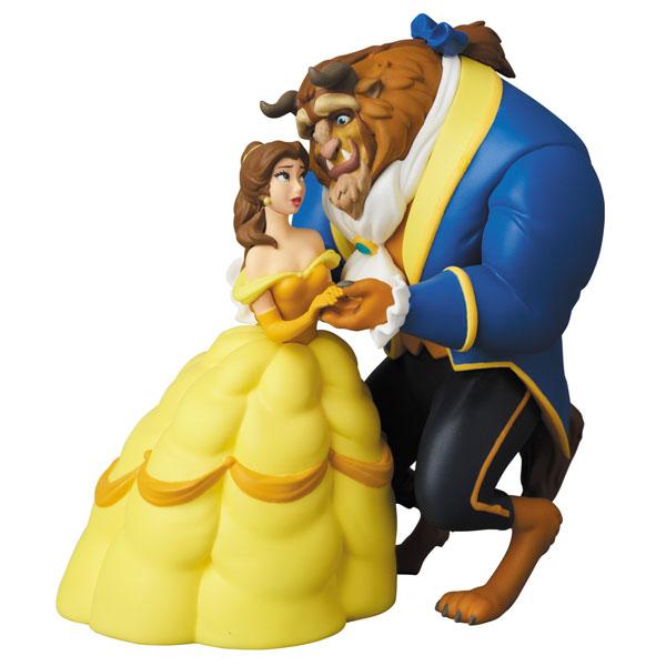 413c1629696 UDF] No.451 디즈니 시리즈 7탄 - 미녀와 야수 [4530956154510] 건담스쿨