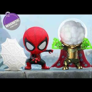[하자품] COSB633 코스베이비 스파이더맨 : 파 프롬 홈 - 스파이더맨&미스테리오