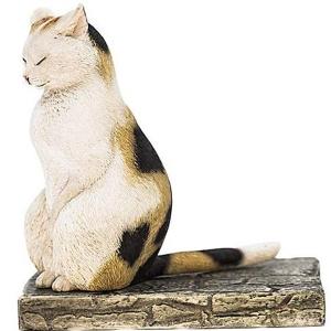 1/6 고양이 거리 이야기 시리즈 제1탄 명상 고양이 - 삼모  [6972508520028]