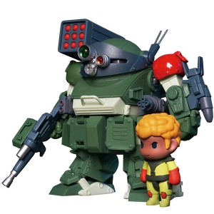 Robonimo 5PRO ATM-09-RSC 장갑기병 보톰즈 - 스코프독 레드숄더 커스텀  [4530956578163]