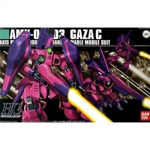 [HGUC 63] AMX-003 가자C  [4543112390899]