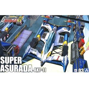 1/24 사이버 포뮬러 - 슈퍼 아스라다 AKF-11  [4905083059050]