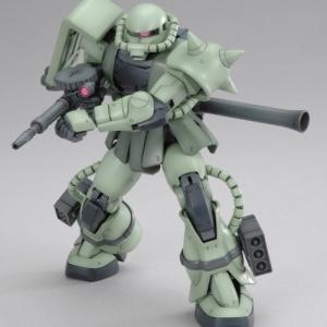 [MG] MS-06F 양산형 자쿠2 ver2.0  [4543112531445]