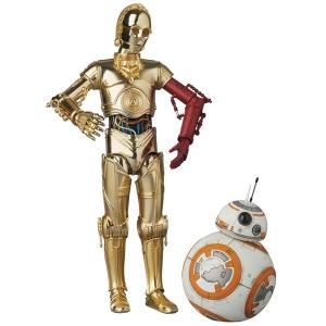 [MAFEX] No.029 스타워즈 : 깨어난 포스 - C-3PO&BB-8   [4530956470290]