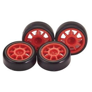 게키드라이브 CP-003 타이어휠 세트 01(24/24) [4549660022954]