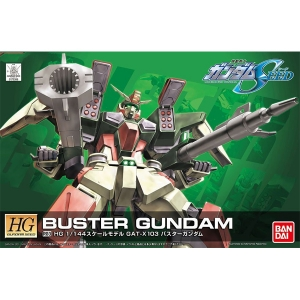 [HG][R-03]1/144 GAT-X103 Buster GunDam 버스터 건담[4573102603609]