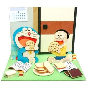 미니츄아트 키트 도라에몽 mini 암기빵  [4580236849728]