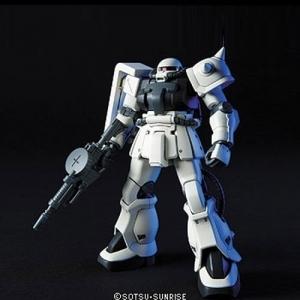 [HGUC 107]  자쿠2 F2형 연방군 사양  [4543112620484]