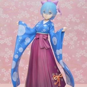[경품피규어] Re:제로부터 시작하는 이세계 생활 SPM 렘 일본 스타일