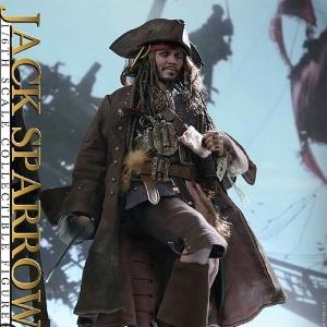DX15 캐리비안의 해적 : 죽은자는 말이 없다 - 캡틴 잭 스패로우