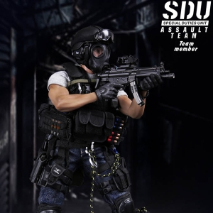 DAMTOYS - 1/6 - SDU(Special Duties Unit) ASSAULT TEAM - MEMBER [78026]