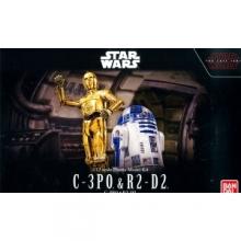 1/12 스타워즈 C-3PO & R2-D2  [4549660232971]