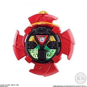 수리검 전대 닌닌쟈 SG 닌슈리켄 2탄(오토모닌 슈리켄 아카 타카하루 보이스 버전)  [4543112952387]