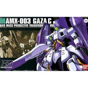 [HGUC 62] AMX-003 하만전용 가자C  [4543112419071]