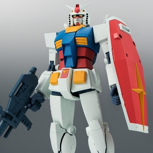 [로봇혼] SIDE MS RX-78-2 퍼스트 건담 ver.A.N.I.M.E  [4573102587619]