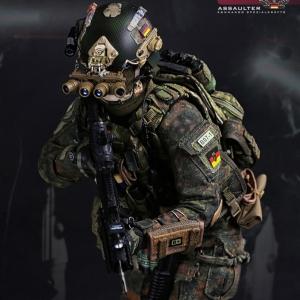 DAMTOYS 78037 엘리트 시리즈 KSK Assaulter