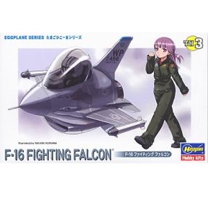 [계란비행기TH3] F-16 파이팅 팔콘  [4967834601031]
