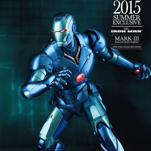 MMS314D12 아이언맨 : 1/6스케일 마크 3(스텔스 모드 버젼) 2015 여름 한정판