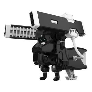 쵸이프라 7식V시리즈 제2탄 육상 자위대 7식 전차 낫칭 레일건 쉐도우 블랙  [4580033110168]