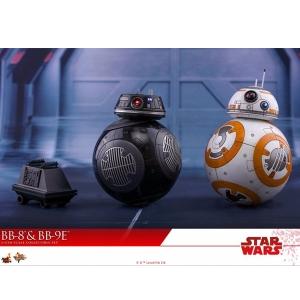MMS442 스타워즈 : 마지막 제다이 BB-8&BB-9E