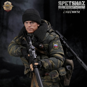 Damtoys - SPETSNAZ MVD OSN VITYAZ IN CHECHNYA (78028)