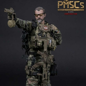DAMTOYS 78041 엘리트 시리즈 PMSCs PRIVATE MILITARY&SECURITY COMPANIES IN SYRIA CONTRACTOR