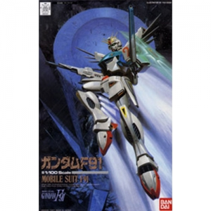 1/100 F91-5 F91 Gundam F91[05][4902425323473]