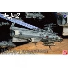 1/1000 우주전함 야마토 2202 지구연방 주력 전함 드레드노트級  [4549660163886]