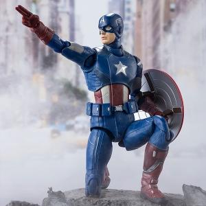 [S.H.Figuarts] 어벤져스 - 캡틴 아메리카 어벤져스 어셈블 에디션  [4573102612847]