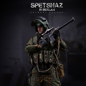 DAMTOYS 78021 1/6 SPETSNAZ IN BESLAN (DAMTOYS78021)
