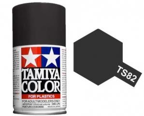 [TS-82] TAMIYA 스프레이(캔) 러버블랙 (무광) [4950344850822]