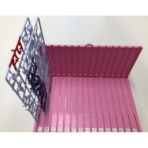 GT-NC02 프라모델용 런너 홀더 핑크  [4713304950112]