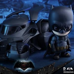 COSB228 배트맨v슈퍼맨 - 배트맨+배트모빌세트
