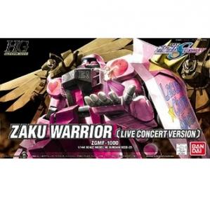 [HG]1/144 ZGMF-1000 ZAKU WARRIOR LIVE 자크 워리어-라이브 버전(25)[4543112340948]
