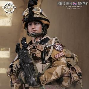 [한정판] 1/6 DAM78036 British ARMY In Afghanistan MINIMI Gunner