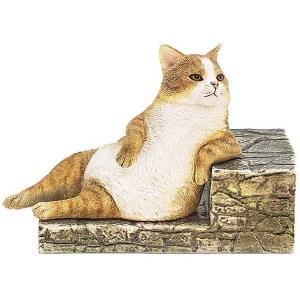 1/6 고양이 거리 이야기 시리즈 제2탄 한가로운 고양이 - 챠시로  [6972508520042]