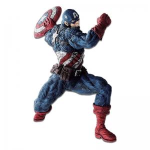 [경품피규어] 마블 초수기화 캡틴아메리카