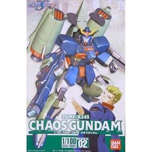 1/100 Chaos Gundam 카오스 건담 (02)[4543112321701]