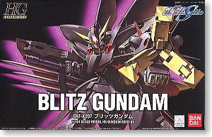 [HG] No.5 블리츠 건담 Blitz Gundam [4543112179852]