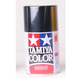 [TS-40] TAMIYA 스프레이 (캔) METALLIC BLACK 메탈릭블랙 [4950344993826]