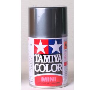 [TS-42] TAMIYA 스프레이(캔) 라이트 건 메탈 LIGHT GUN METAL [4950344993840]