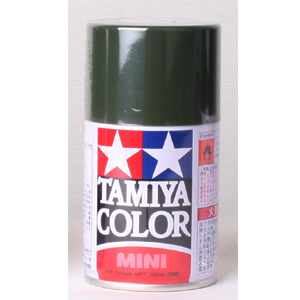 [TS-61] TAMIYA 스프레이(캔) 나토 그린 NATO GREEN (무광) [4950344994038]