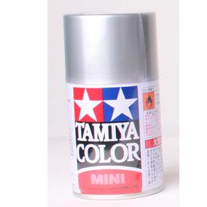 [TS-76] TAMIYA 스프레이(캔)  미카 실버 MICA SILVER [4950344994182]