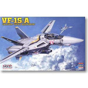 [마크로스 프라모델] 1/48 VF-1S/A 벌키리 스컬소대  [4967834657922]