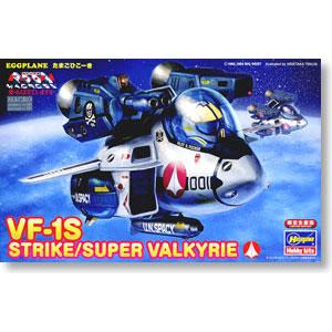 [계란형비행기] VF-1S 스트라이크 슈퍼벌키리