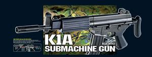 K1A SUBMACHINE GUN K1A 에어건 17052