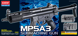 MP5A3 SUBMACHINE GUN 1717