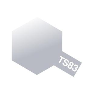 [TS-83] TAMIYA 스프레이(캔) 메탈 실버 [4950344850839]