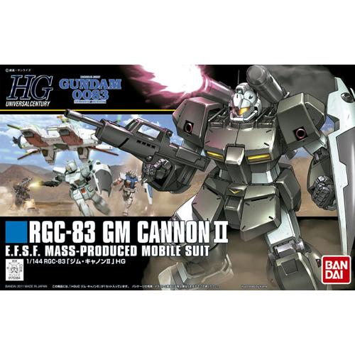 [HGUC 125] RGC-83 짐캐논2  [4543112703842]