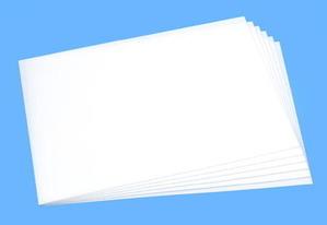 No.70196 폼보드 1mm B4사이즈(6장)